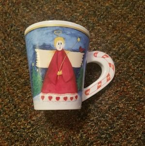Holiday Christmas Beverage Drink Coffee Tea Cup Mu